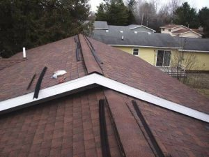 Alpena Michigan Ridge-Guard Install 2