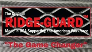 Ridge-Guard™ is a game-changer for ridge vent wildlife protection