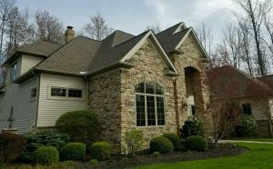 Ohio home with Ridge-Guard® installed